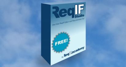 ReqIF Studio (free)
