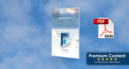 ReqIF Studio Handbook (PDF)